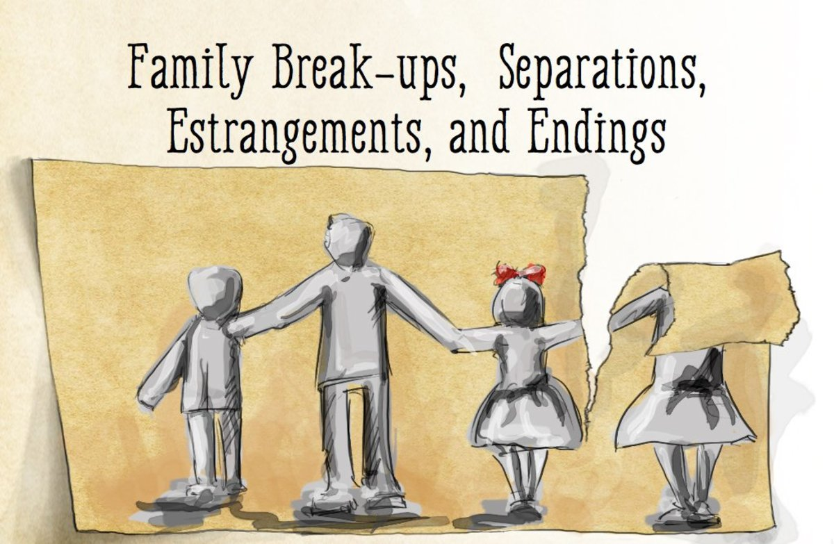 When and How to Cut the Ties of Bad Family Relationships