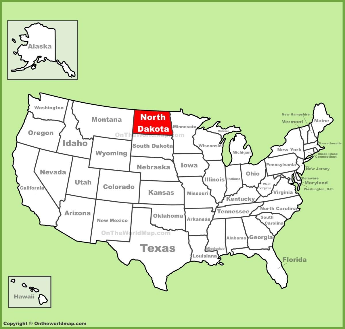 Famous North Dakotans