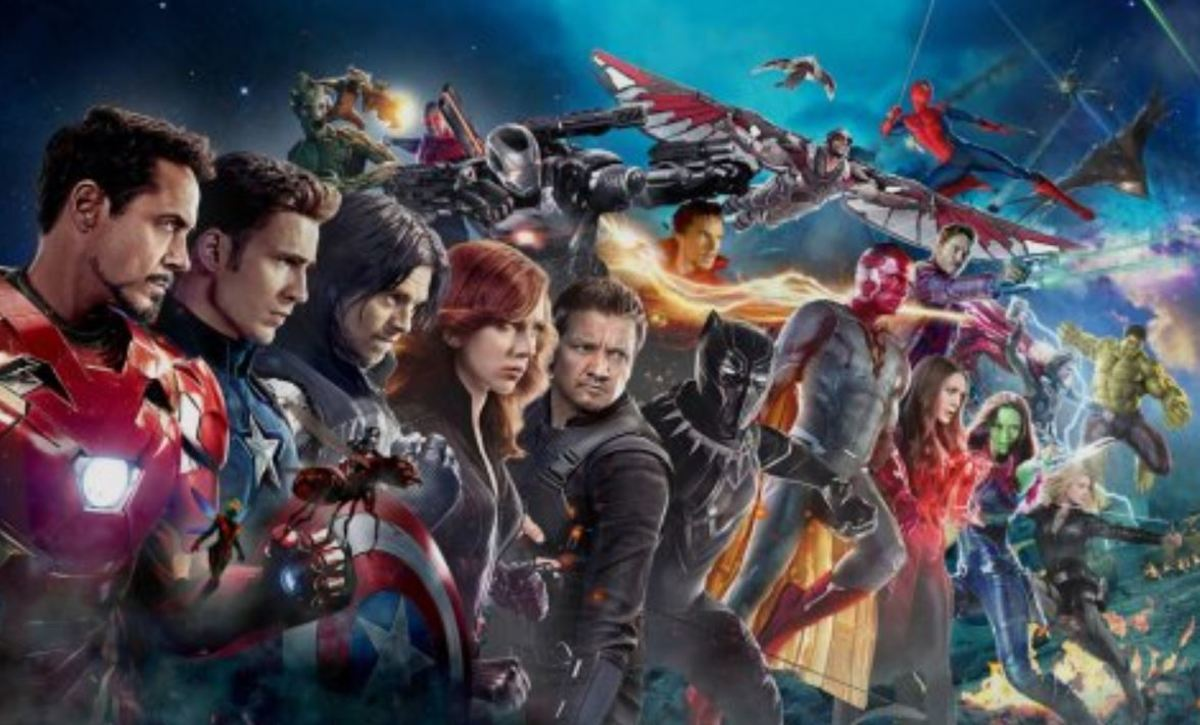 On the Road to Infinity War: Ranking the Entire Marvel Cinematic Universe
