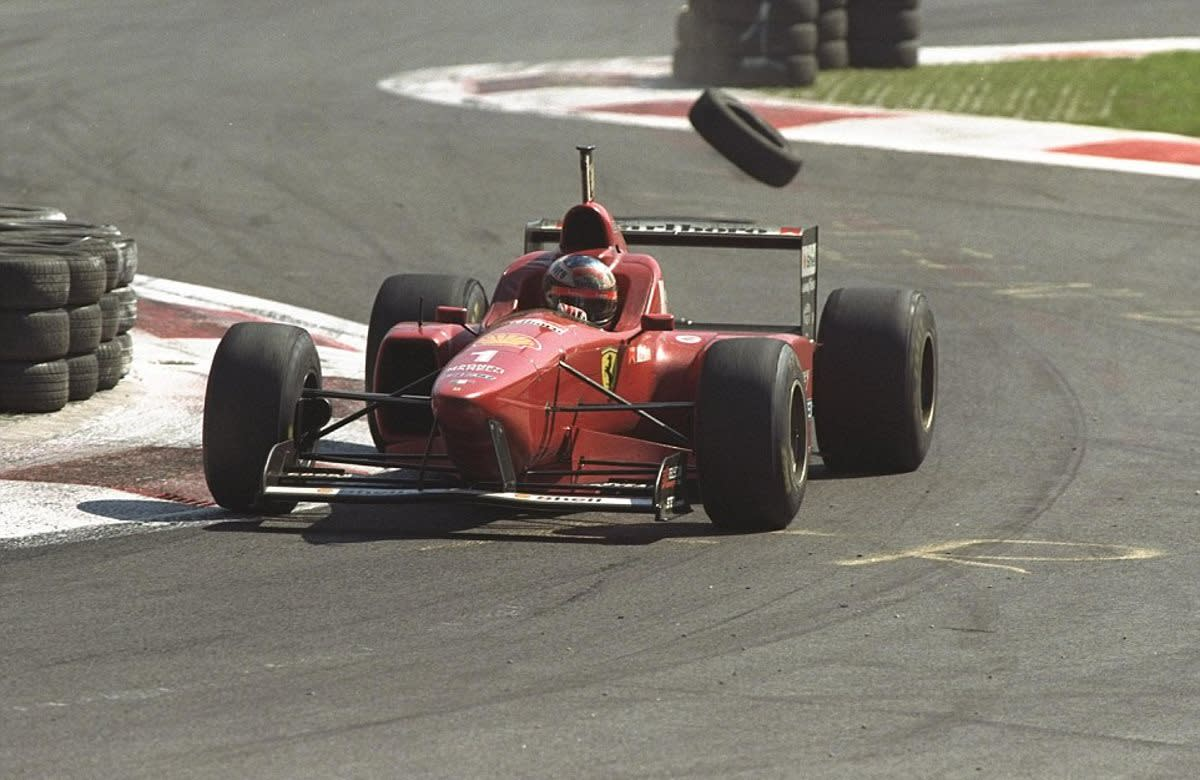 The 1996 Italian GP: Michael Schumacher's 22nd Career Win
