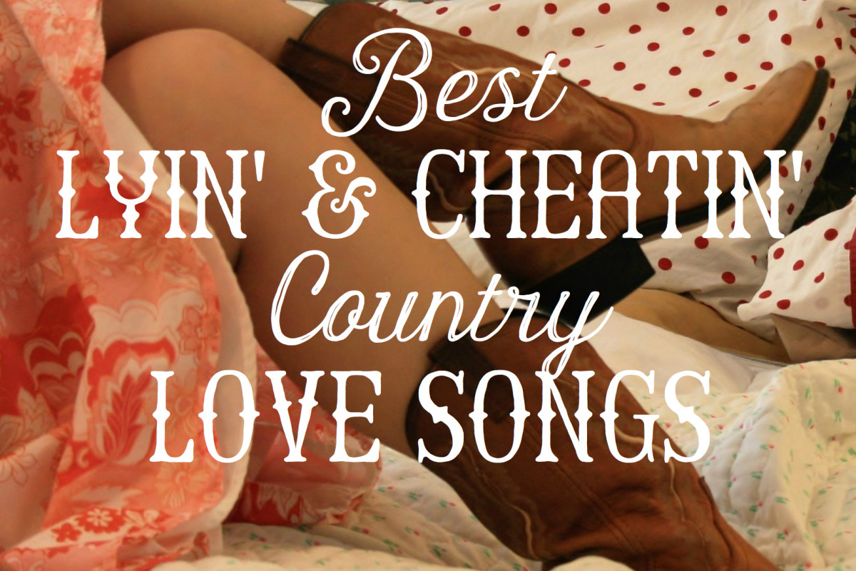 75 Country Songs About Cheating and Lying