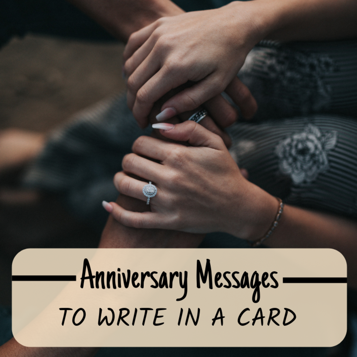Every anniversary is an opportunity to remind your spouse or significant other how important they are in your life.