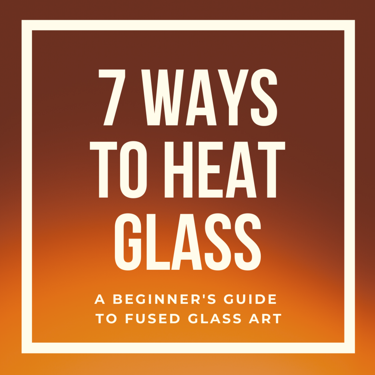 Learn all about the different processes for creating fused glass.