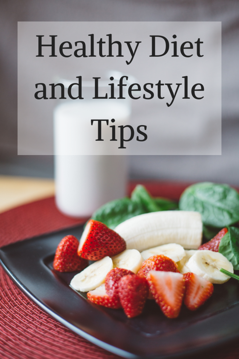These 10 tips can help you live a healthier lifestyle.