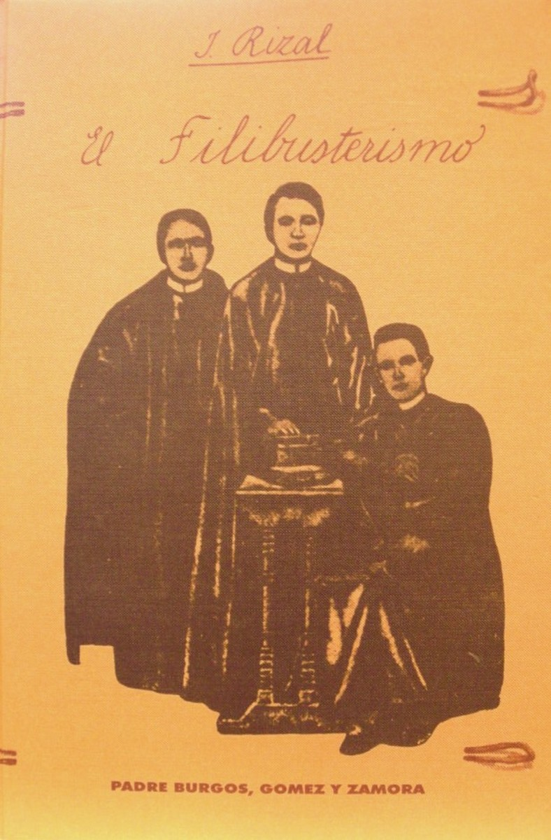 "Life and Works of Rizal: Synopsis of ""El Filibusterismo"""