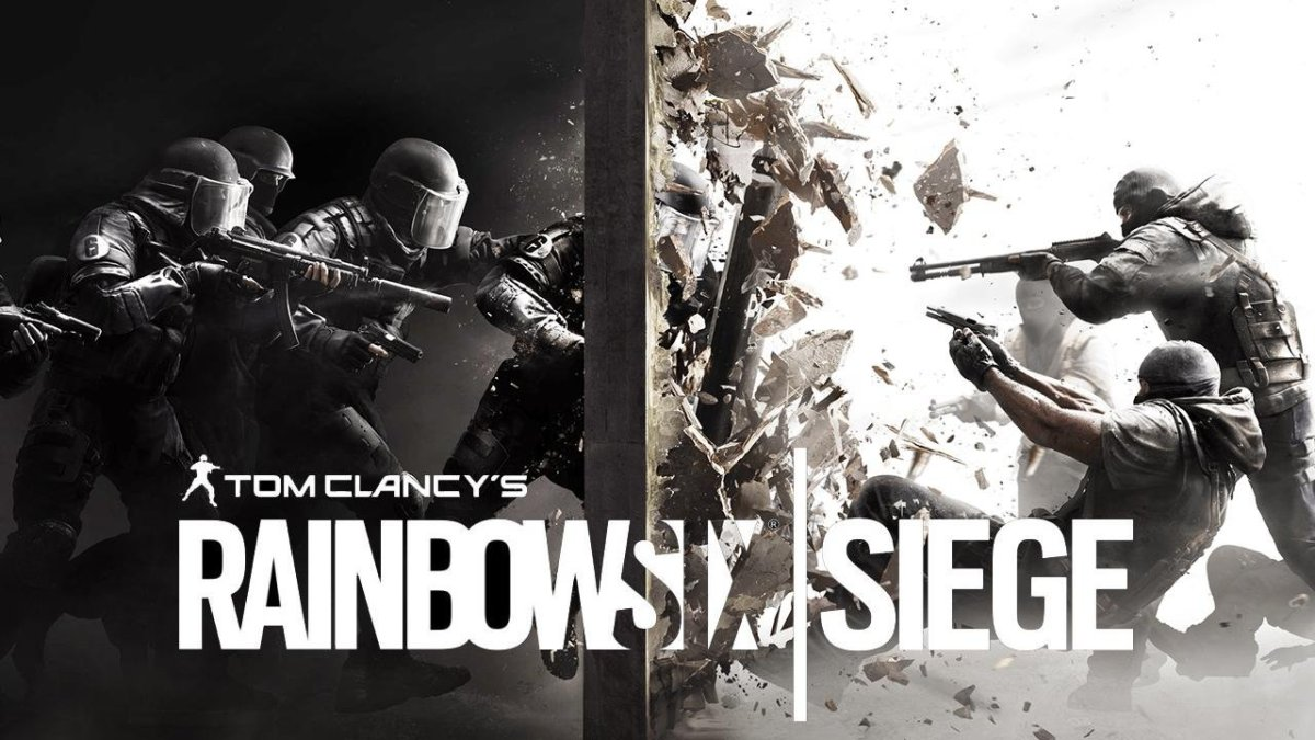 """Rainbow Six Siege"""