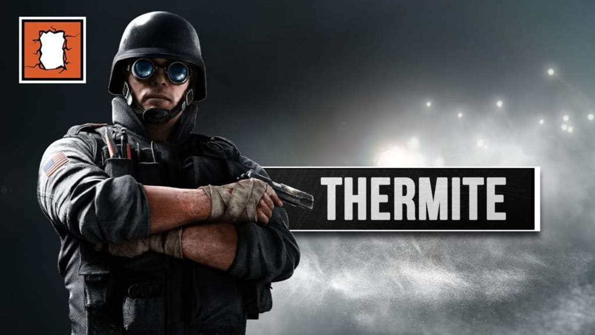 "How to Play as Thermite in ""Rainbow Six Siege"""