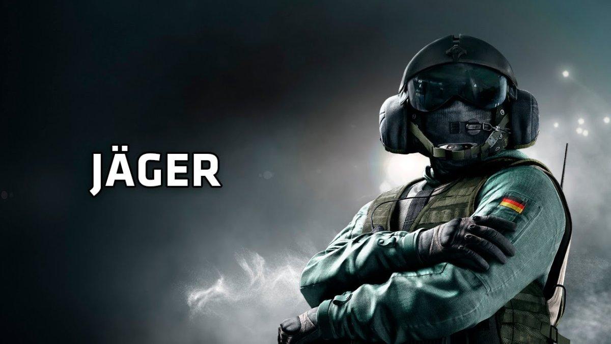 "Jager – ""Rainbow Six Siege"""