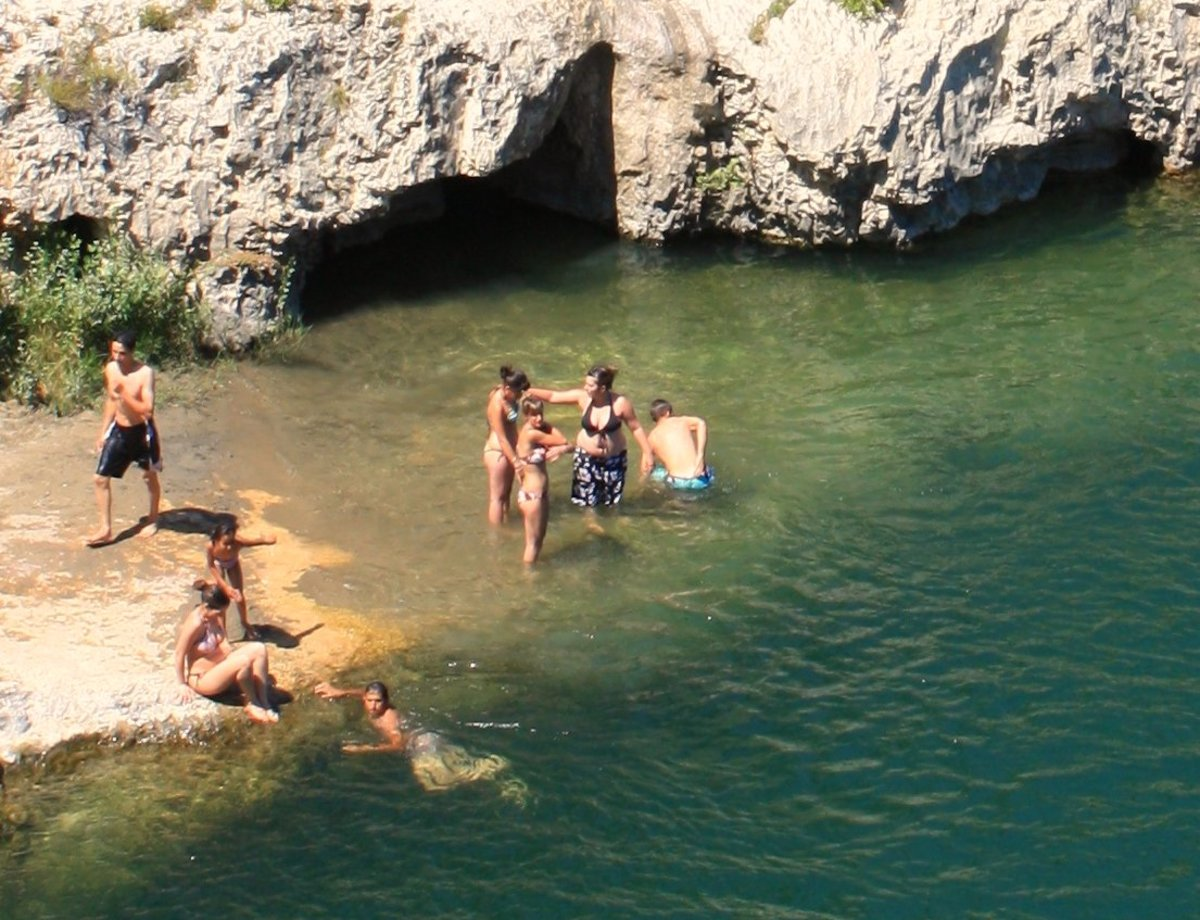 Texas Swimming Holes