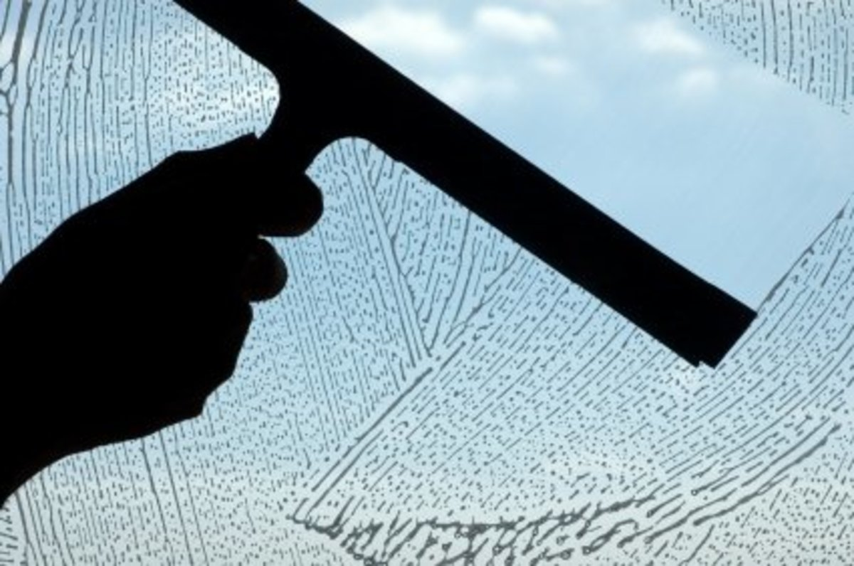 How to Apply Frosted Window Film | Dengarden
