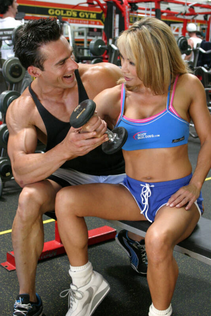 Q: What could be more fun that the gym?  A: Read this list of things that are far more fun!