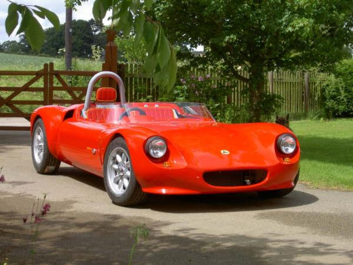 Cheapest Of Cheap Kit Cars To Build Axleaddict