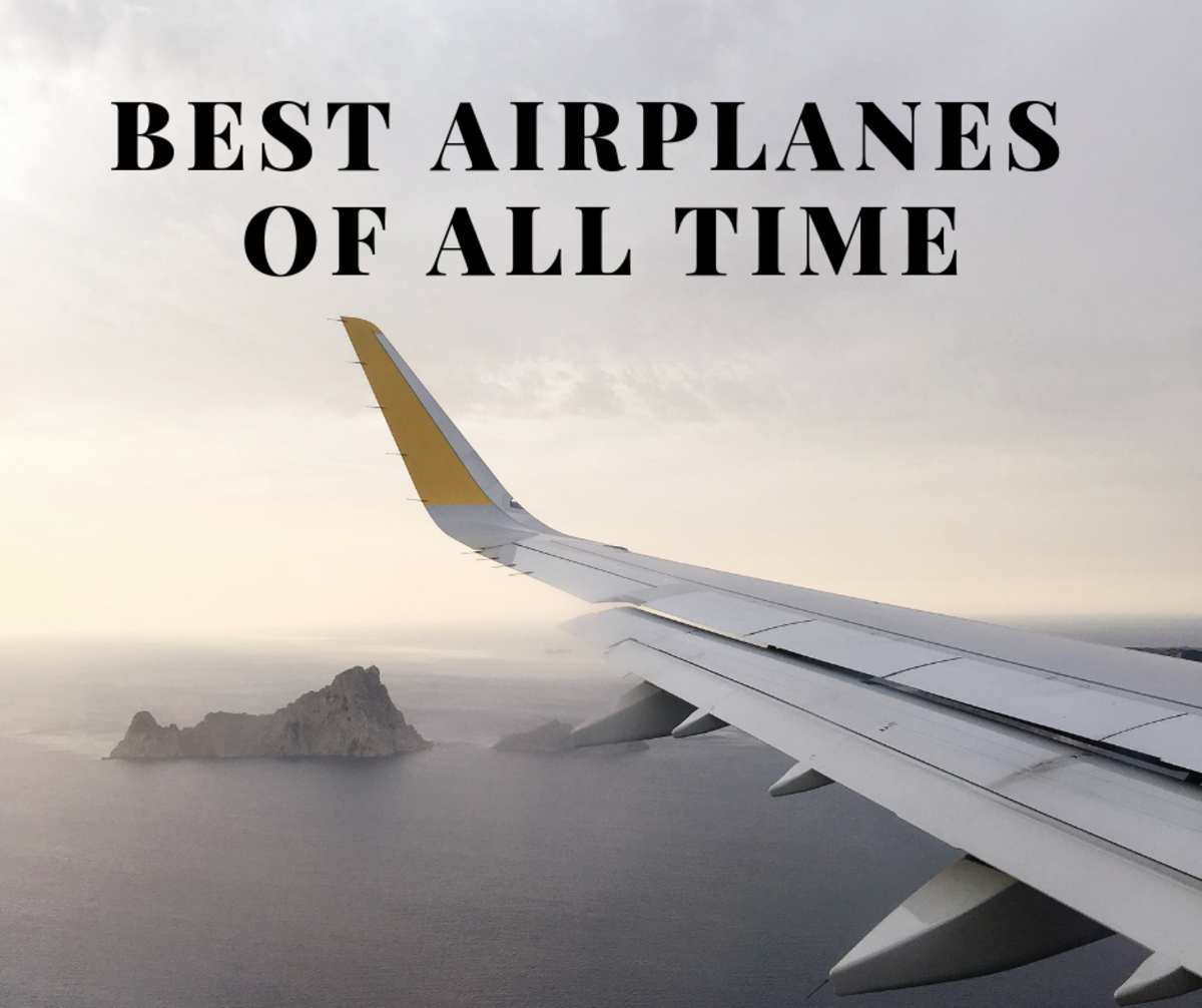 18 Best Airplanes of All Time