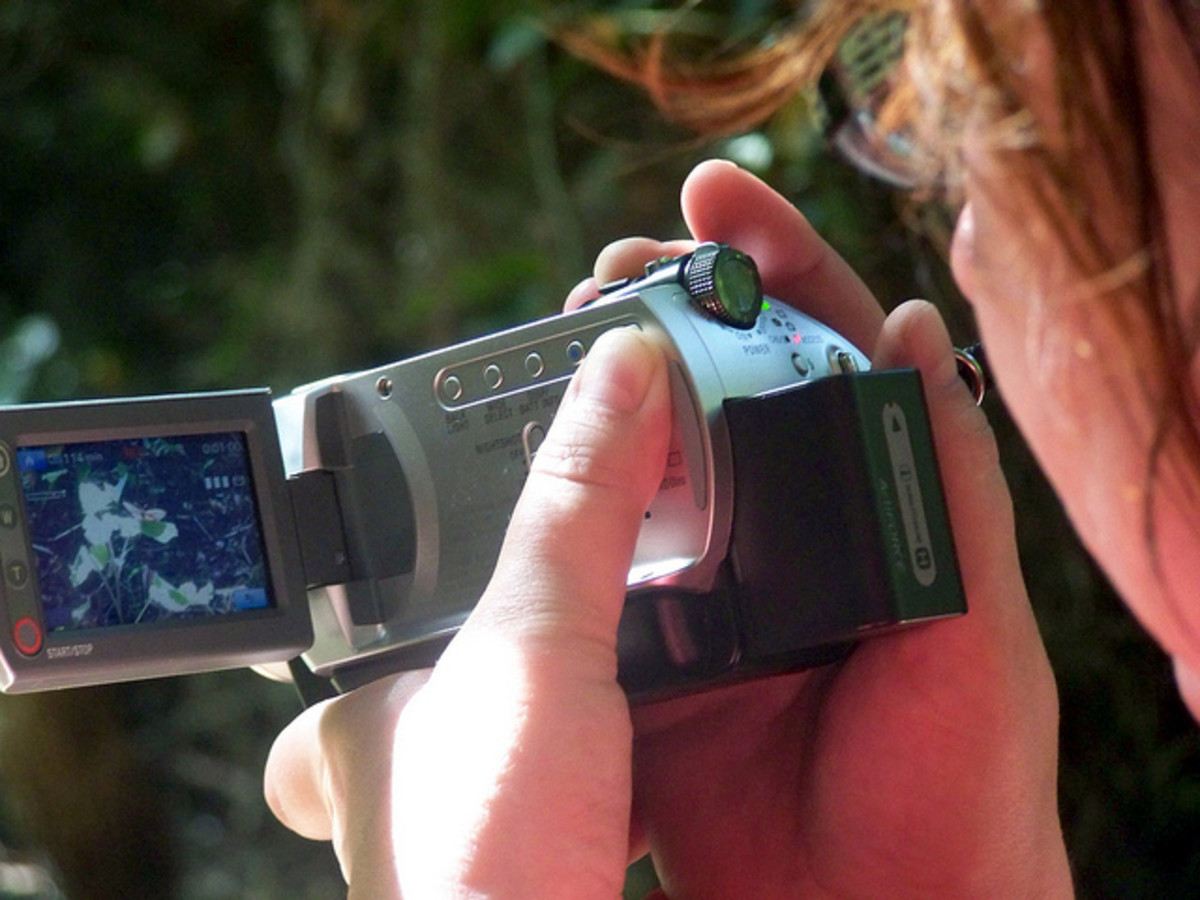 How to Choose a Camcorder With Good Audio