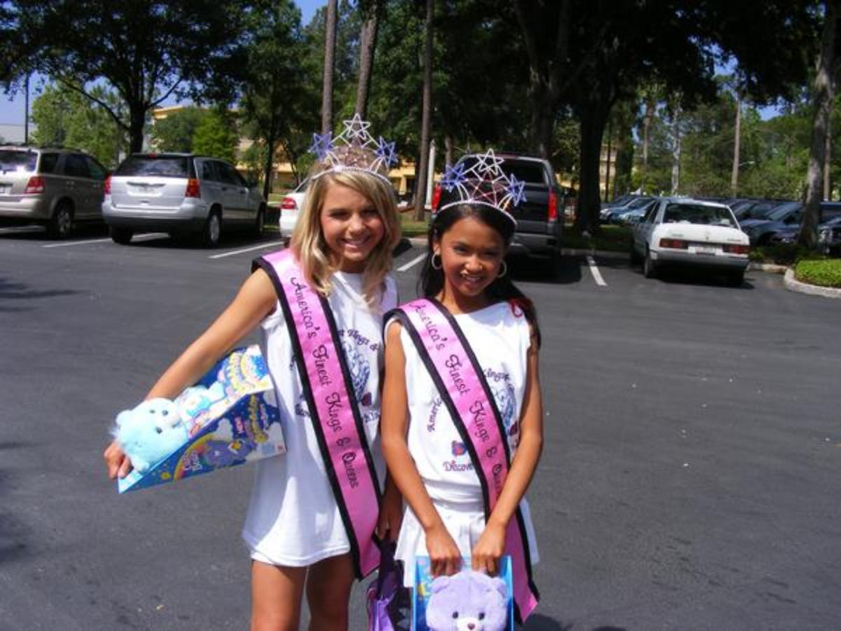 13 Ways to Prepare for Your Daughter's First Beauty Pageant