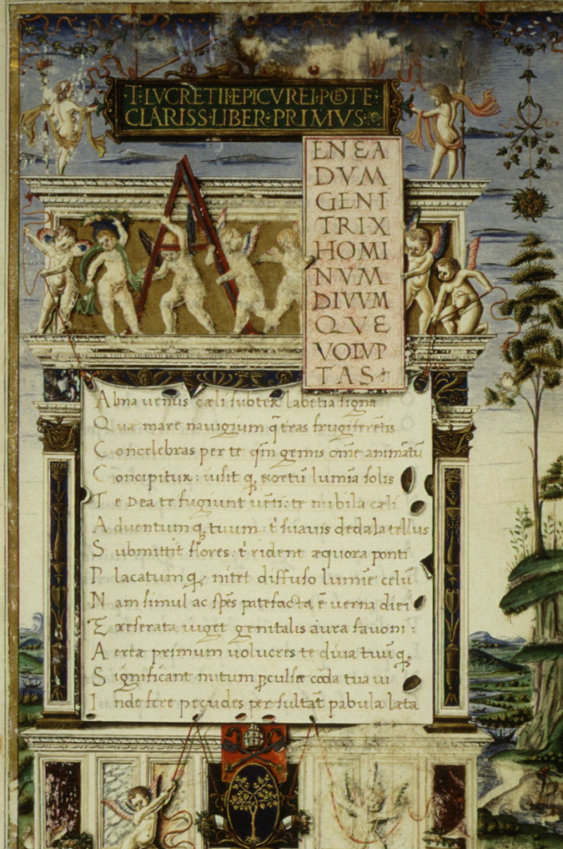 Lucretius - De Rerum Natura (On the Nature of Things)