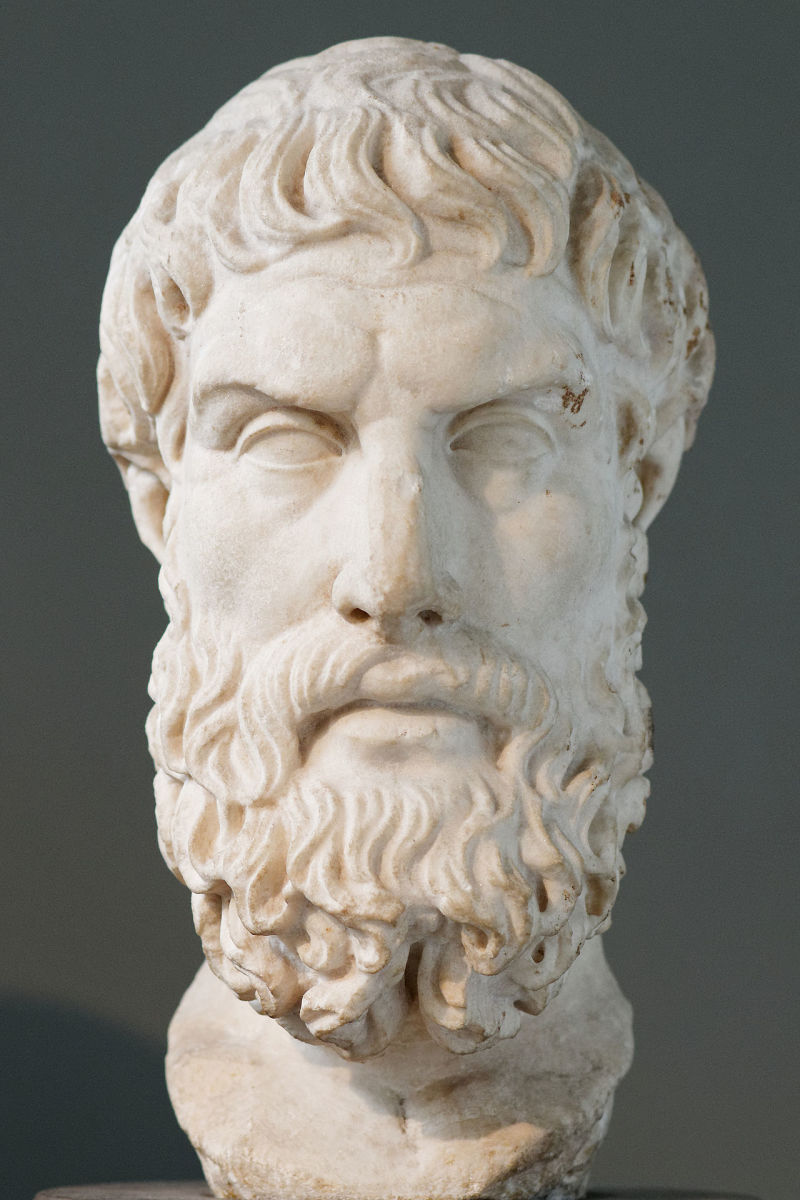 The Life and Philosophy of Epicurus