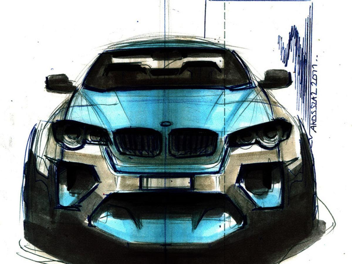 Making a Professional Car Design Portfolio