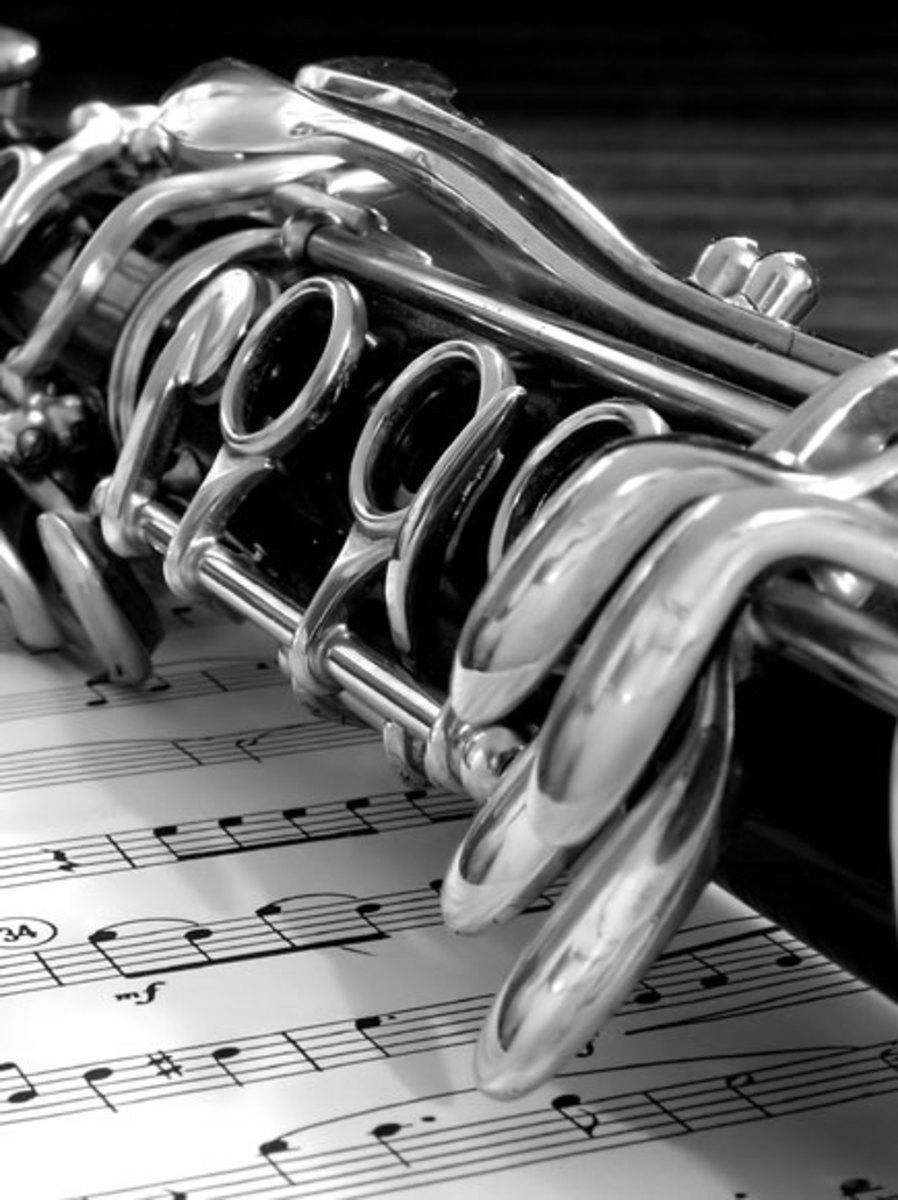 A quality clarinet in the hands of a practiced musician is a life-enriching investment.