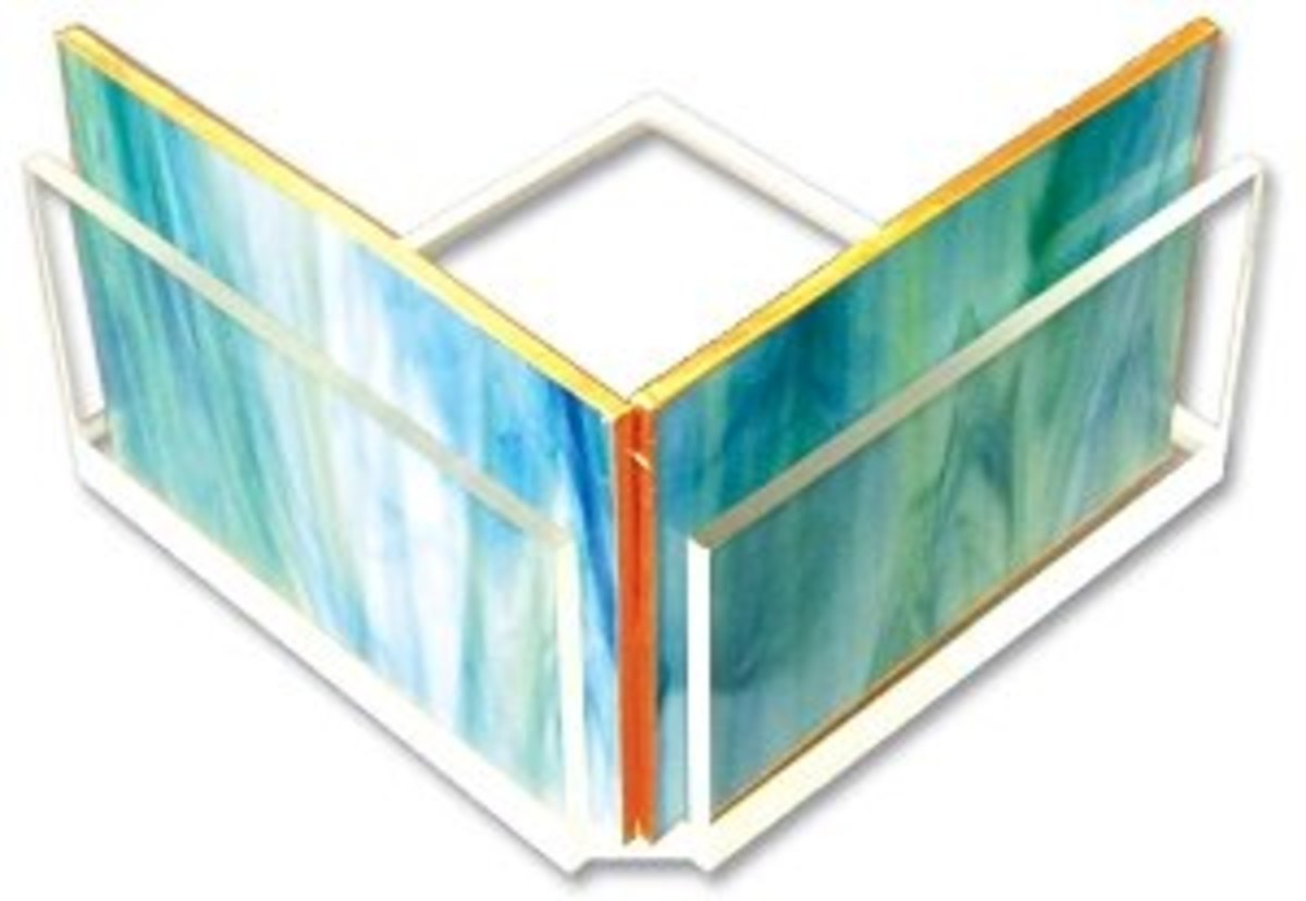 Building a Basic Stained Glass Box