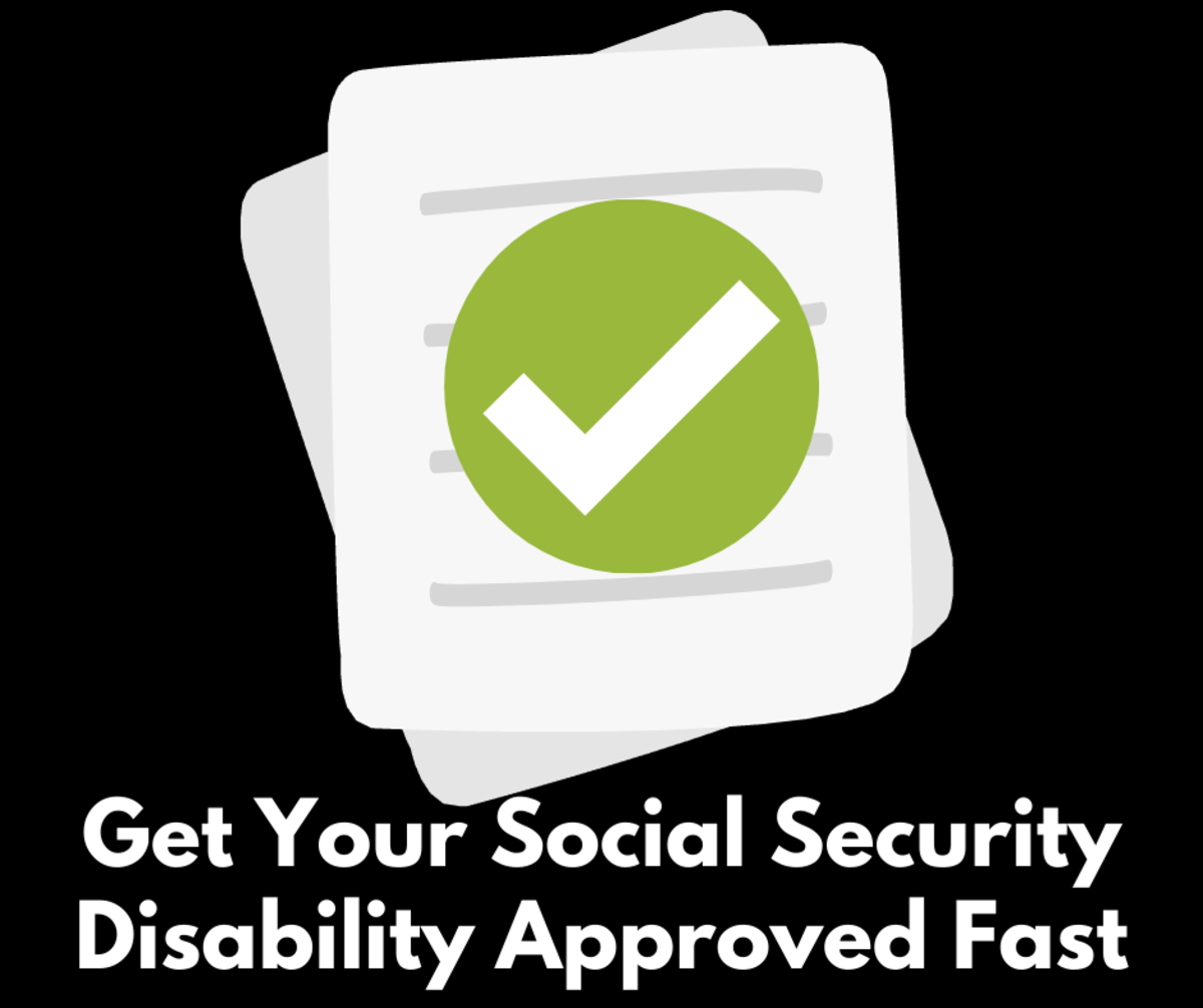 These tips will help you get your disability claim approved quickly!