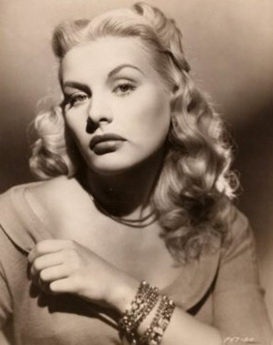 Barbara Payton: A Sad, True Tale of Hollywood