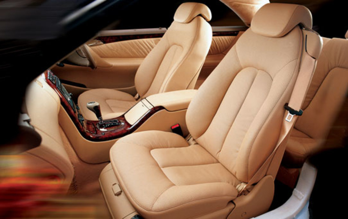 How to Clean and Maintain Leather Car Seats | AxleAddict
