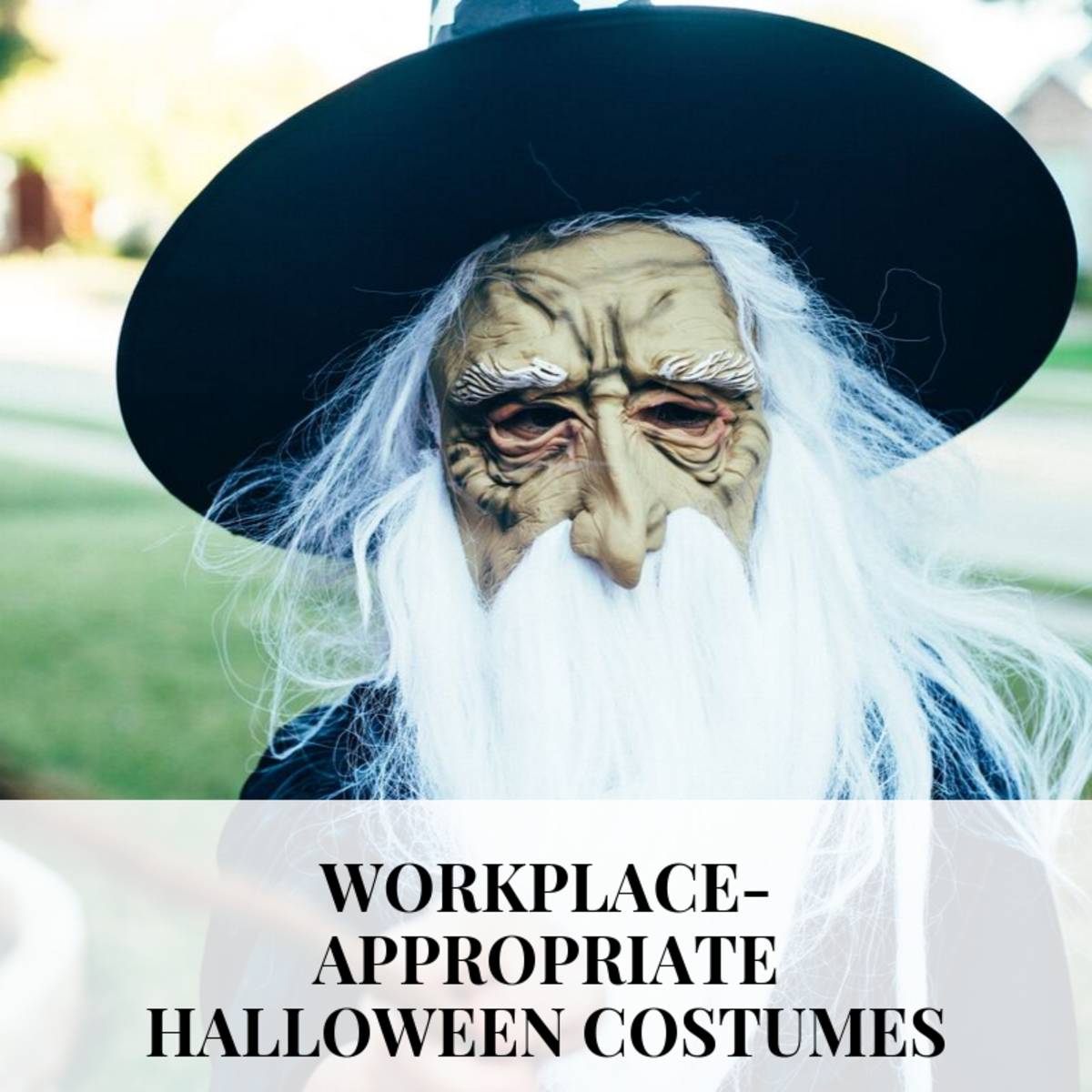 These Halloween costume ideas are great for the workplace!