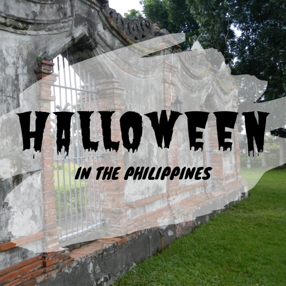 Halloween celebrations in the Philippines don't look very similar to those in the West, but they're just as much fun.