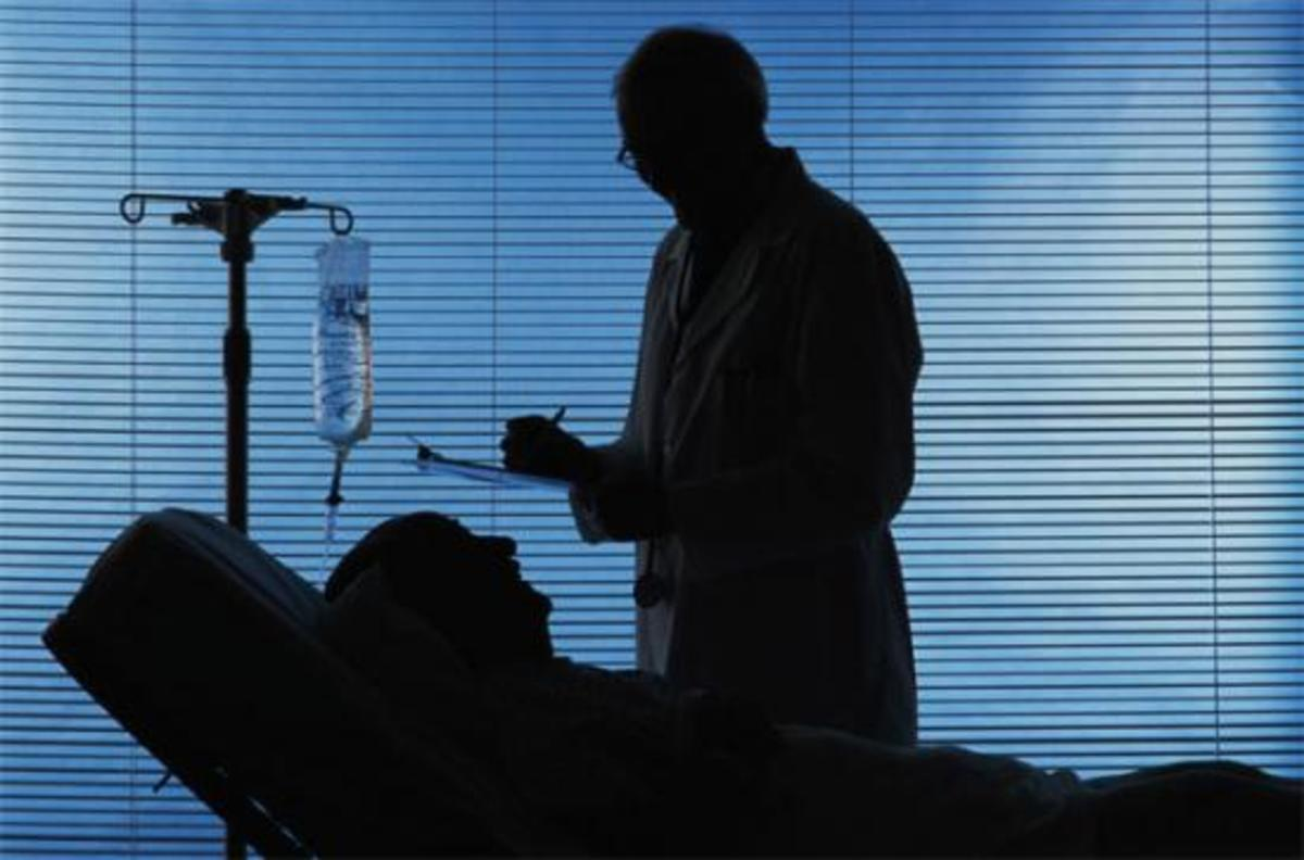 an argument in favor of euthanasia as a choice for terminally ill patients Euthanasia: a personal choice of inalienable rights erin moffet / columnist  this practice is when terminally ill patients.
