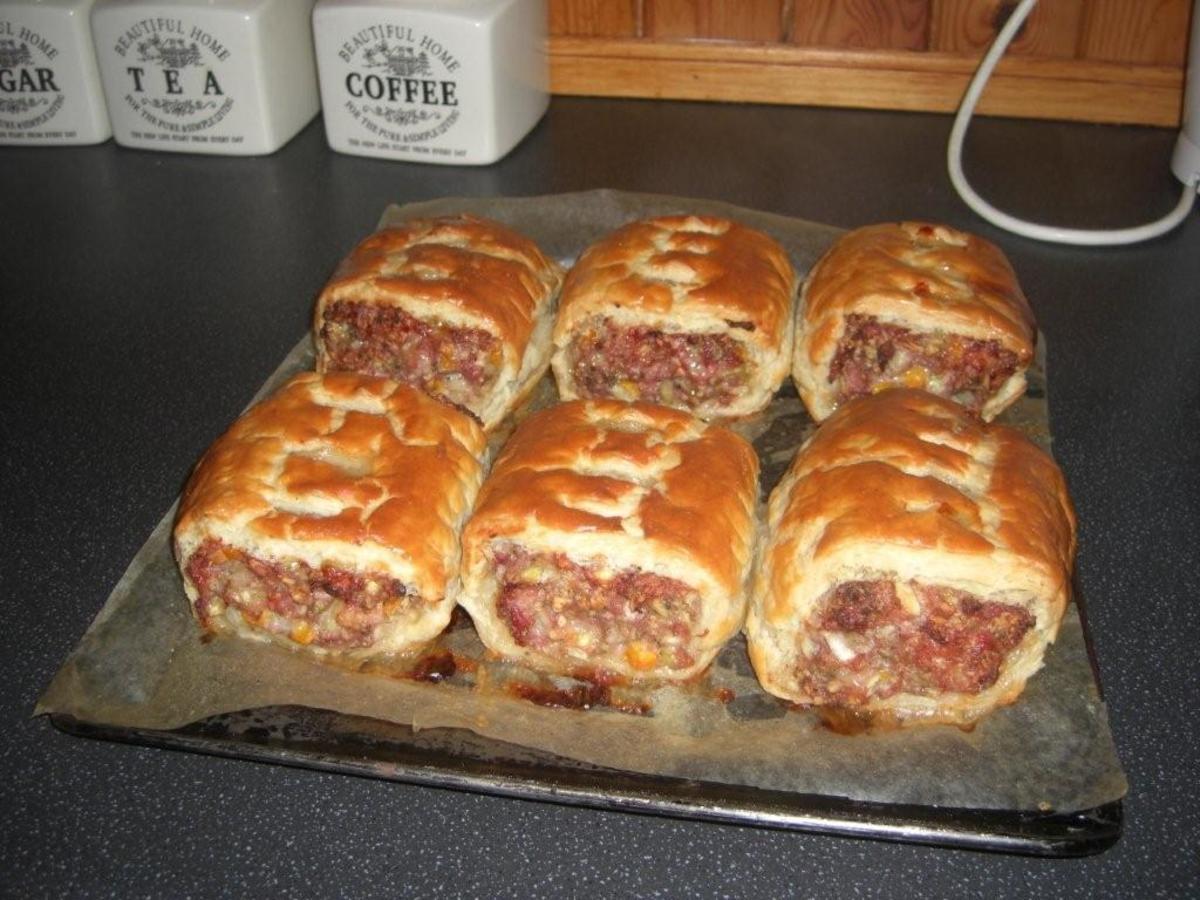 My Special Savoury Sausage Roll Recipe