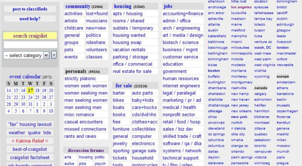 How to Make Money With Craigslist in One Day | ToughNickel