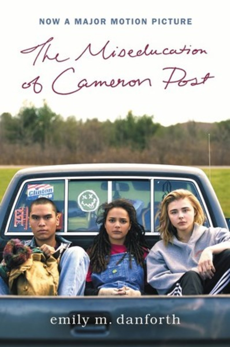 "A Book Review of ""The Miseducation of Cameron Post"" by Emily Danforth"