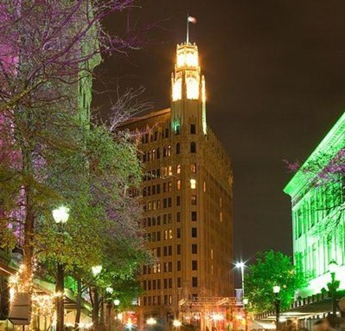 The Emily Morgan Hotel and Other Real Haunted Hotels in San Antonio