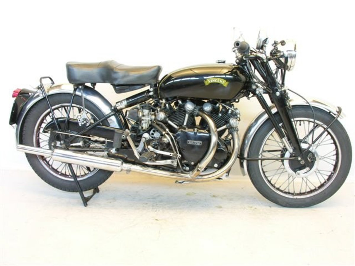 Top 10 Coolest Vintage British Motorcycles