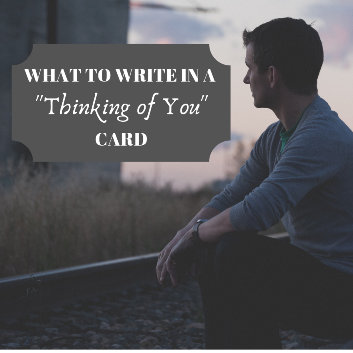 Thinking of You Messages: What to Write in a Card