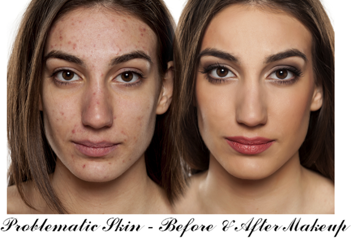 How To Apply Makeup If You Have Acne Prone Skin Bellatory - Is-makeup-bad-for-your-skin