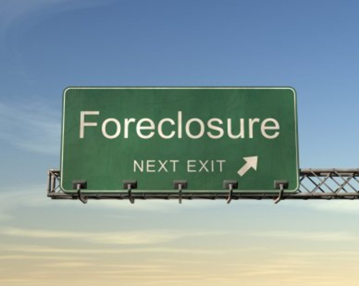 Timeshare foreclosure can hurt your credit.