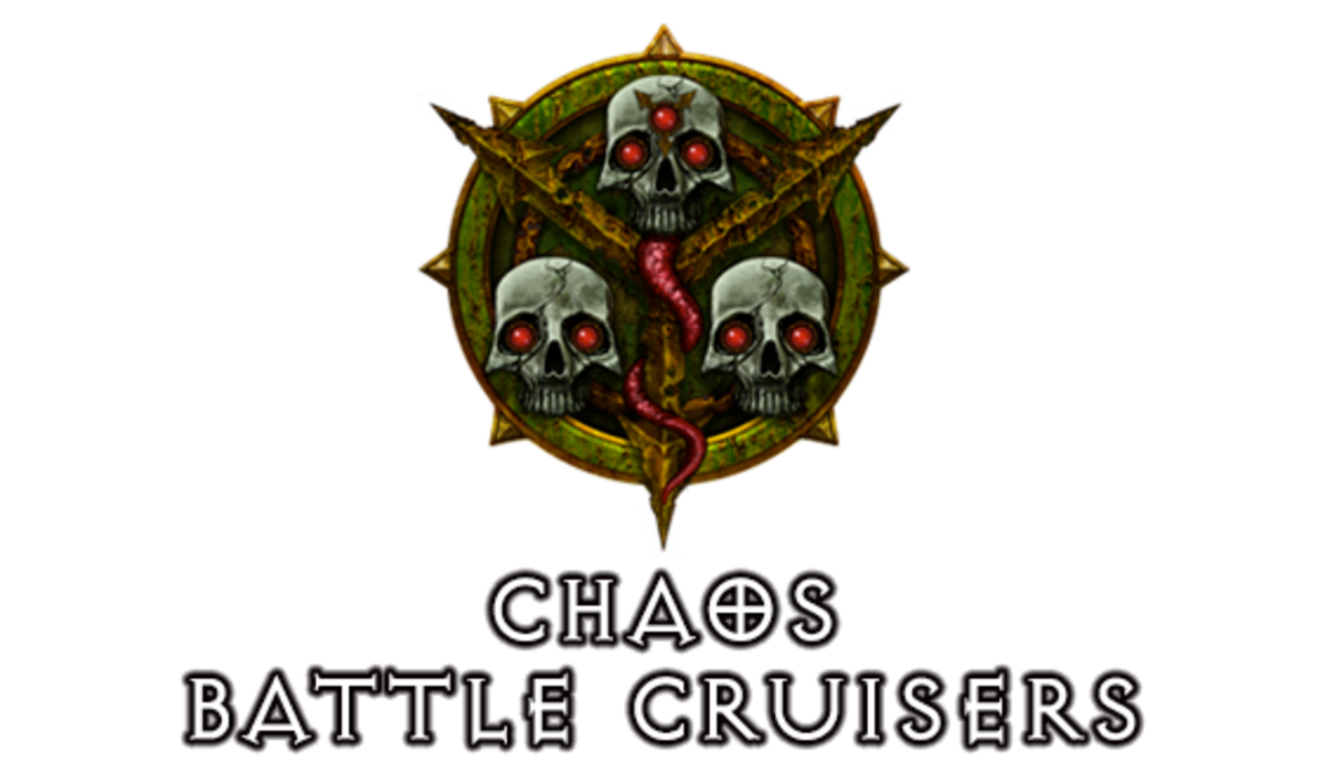 """Battlefleet Gothic: Armada II"" - Chaos Battle Cruisers [Advanced Ship Guide]"