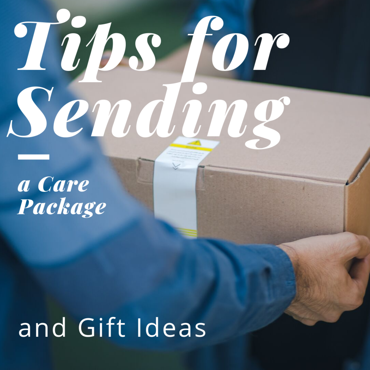Care Package Gift Ideas