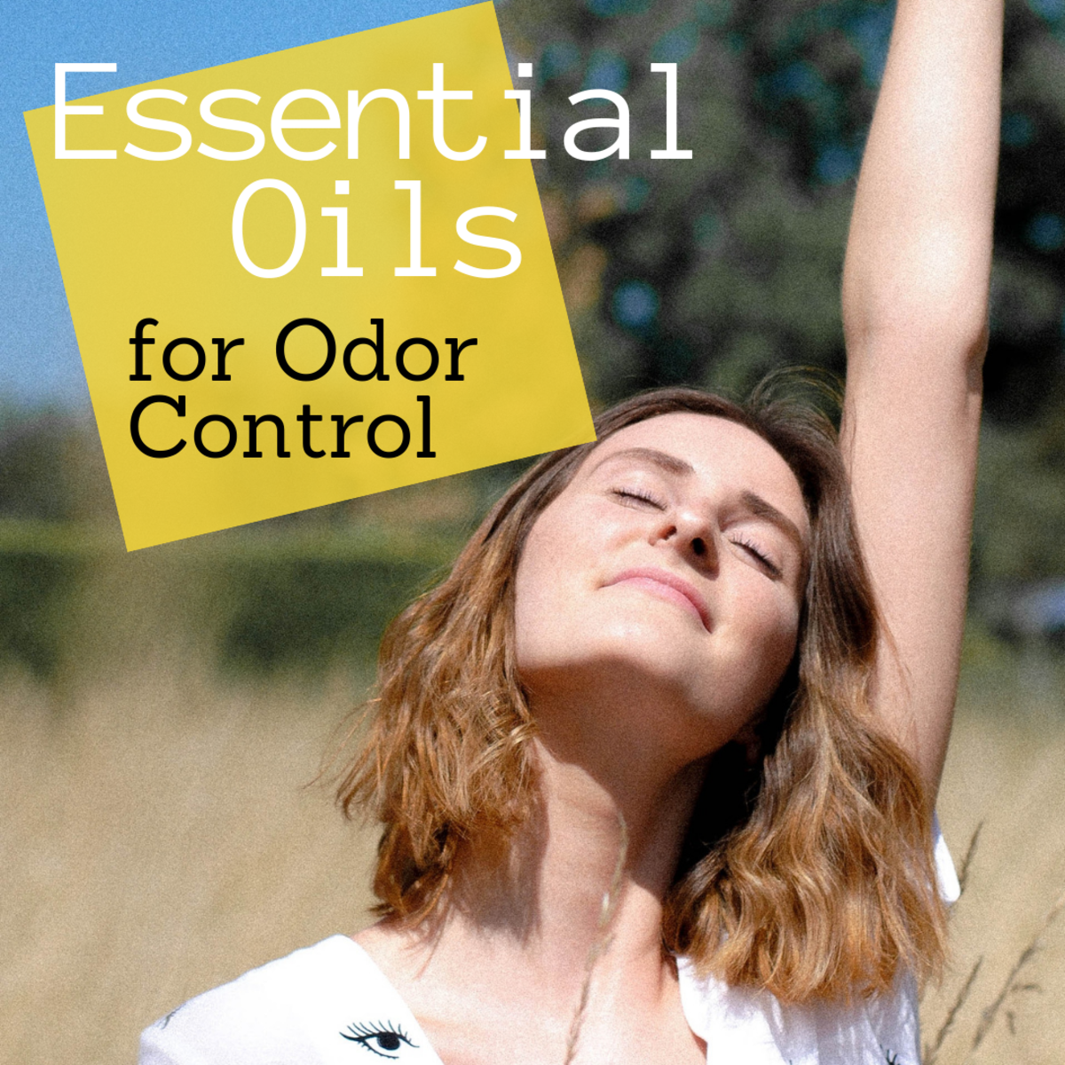 What are the best essential oils for healthy and clean-smelling underarms?