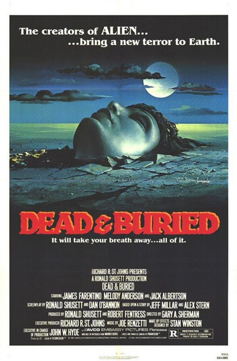 The 10 Greatest Horror Movie Posters Ever