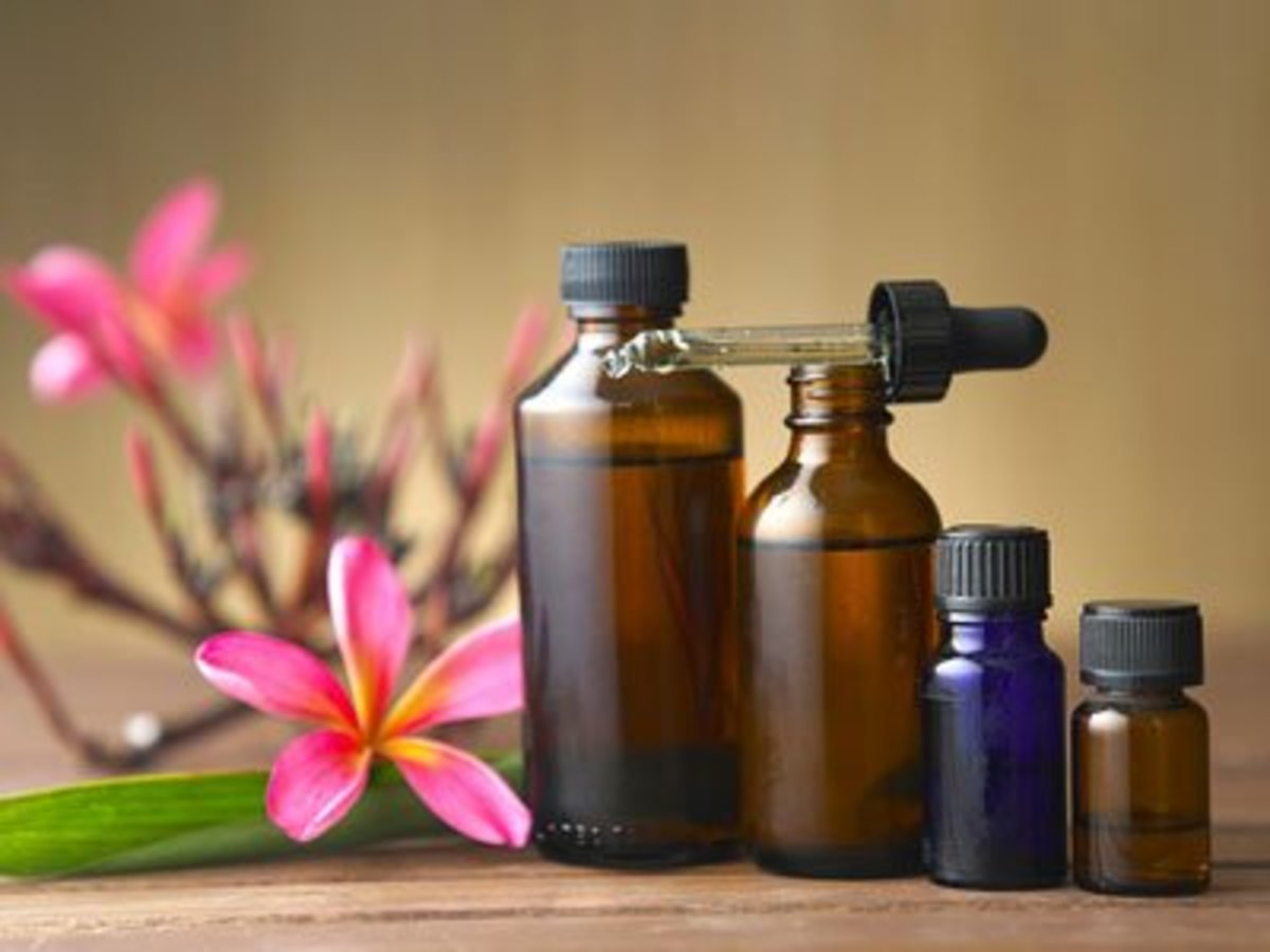 Hemorrhoid Relief Using Essential Oils