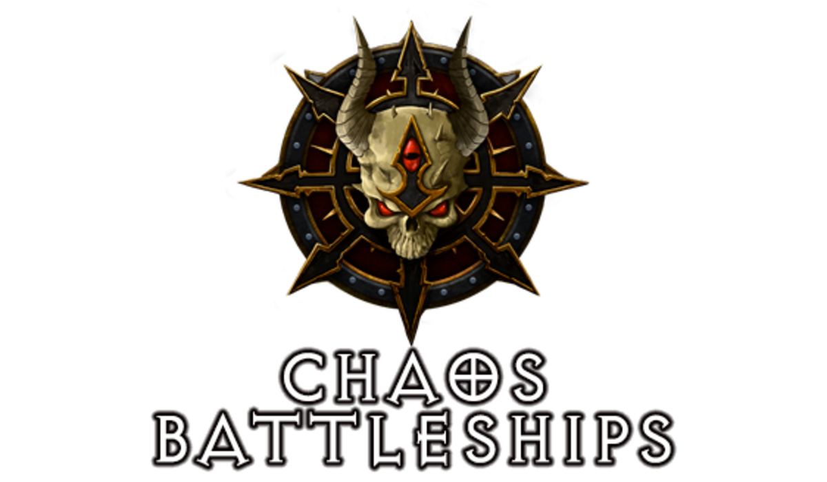 """Battlefleet Gothic: Armada II"" - Chaos Battleships [Advanced Ship Guide]"