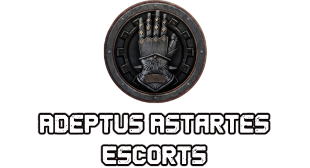 """Battlefleet Gothic: Armada II"" - Adeptus Astartes Escorts [Advanced Ship Guide]"