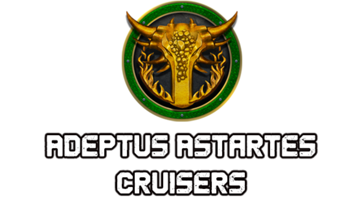 """Battlefleet Gothic: Armada II"" - Adeptus Astartes Cruisers [Advanced Ship Guide]"