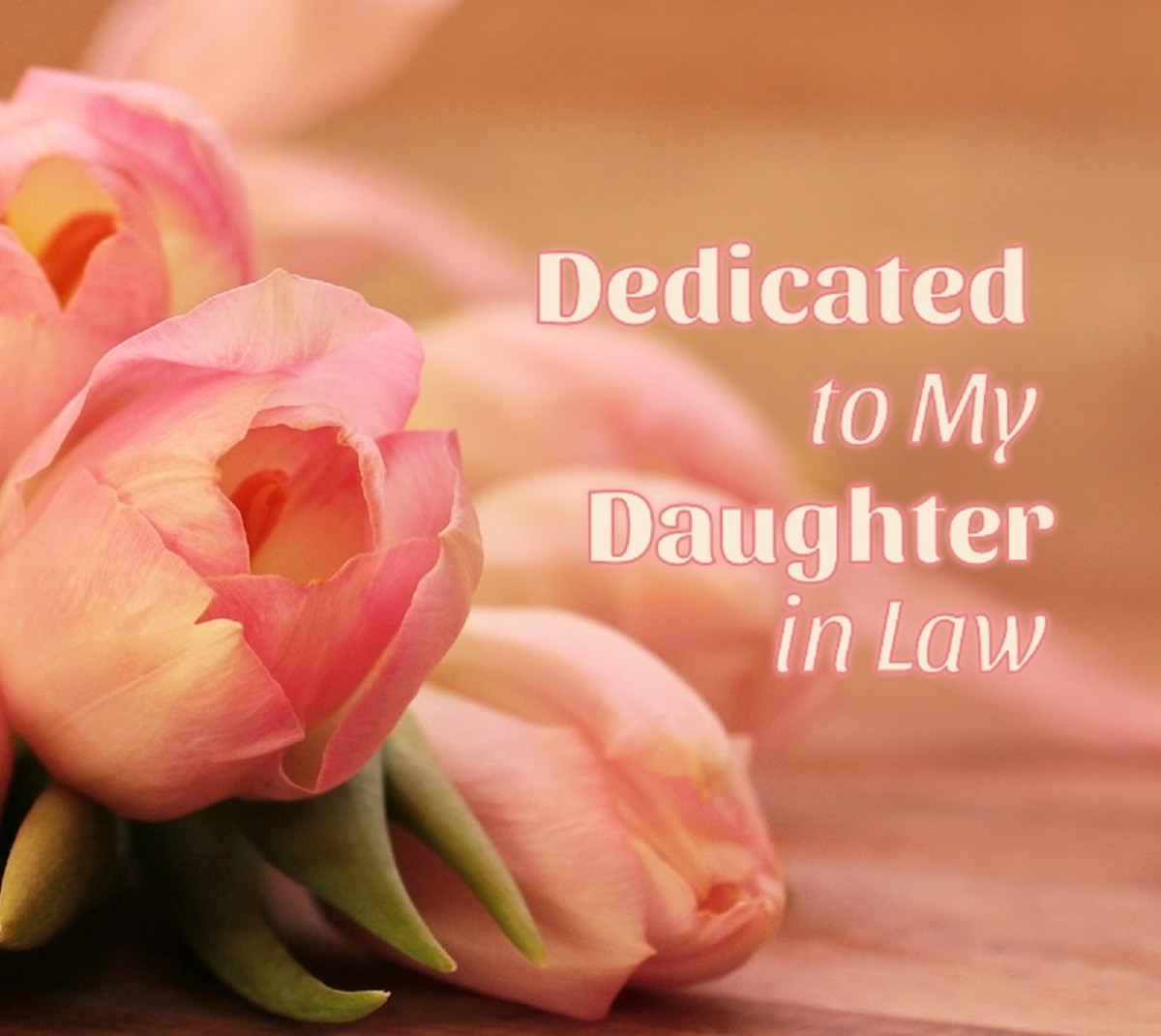 Poem and Prayers for My Daughter in Law