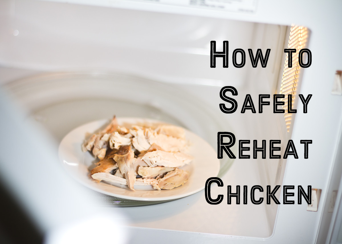 Is Reheating Cooked Chicken Dangerous Delishably
