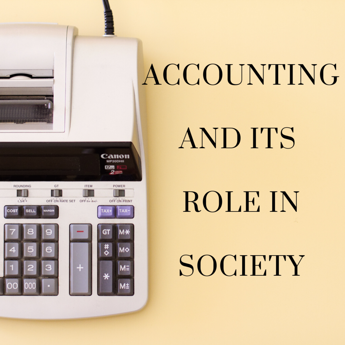 Accounting and Its Role in Society