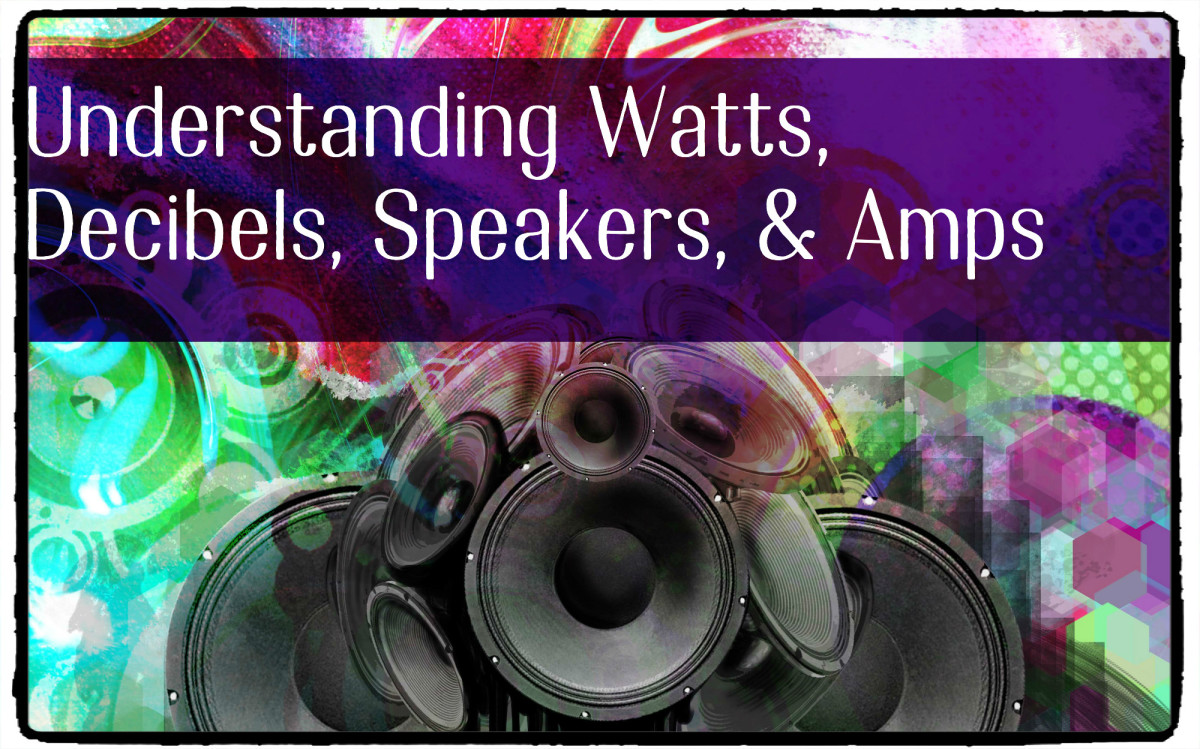 Speaker Watts, Sound Quality, and Loudness Explained